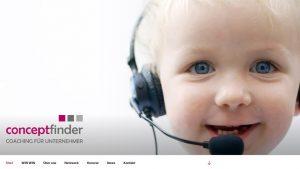 Conceptfinder Coaching für Unternehmer